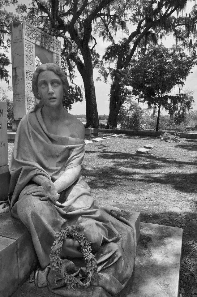 Bonaventure Cemetery, Savannah Georgia.
