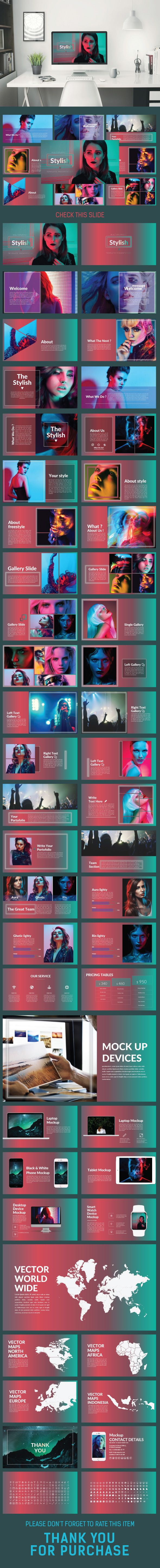 Stylish Keynote Template - #Creative #Keynote #Templates Download here: https://graphicriver.net/item/stylish-keynote-template/19736540?ref=alena994