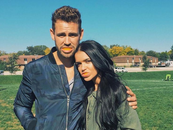 Raven Gates is feisty and powerful says 'The Bachelor' Nick Viall -- Her confidence is what I desire most in a wife Raven Gates skated past most of her competition thanks to her special one-on-one date with The Bachelor star Nick Viall in his hometown of Waukesha Wisconsin. #TheBachelor #RavenGates #NickViall @TheBachelor