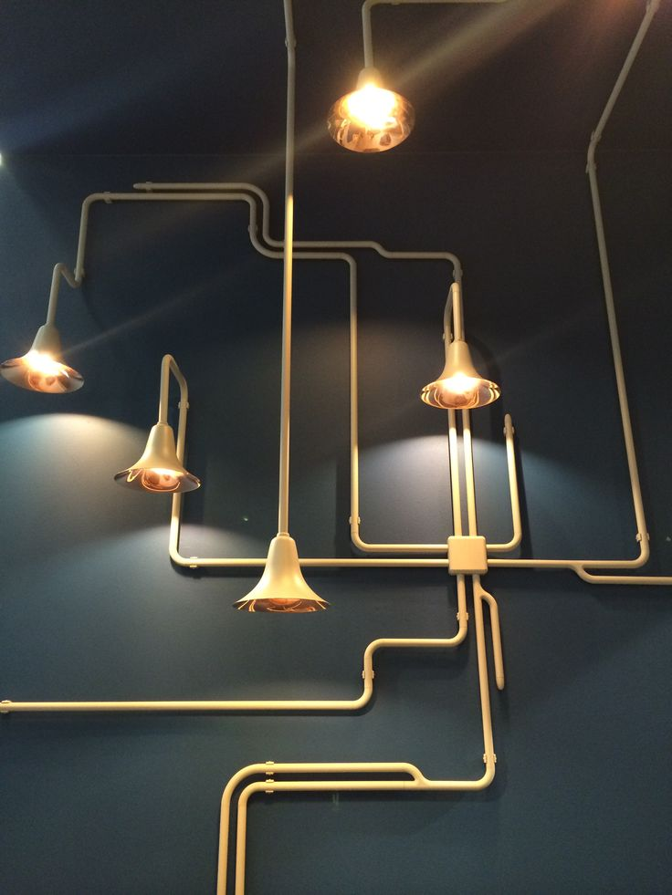 &Tradition Light Forest at Stockholm Furniture Fair 2015