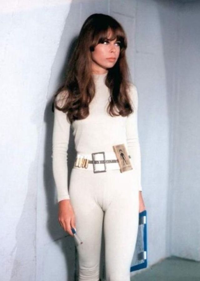 The Hot Shado Girls From 70S Tv Series Ufo  Vintage -1630
