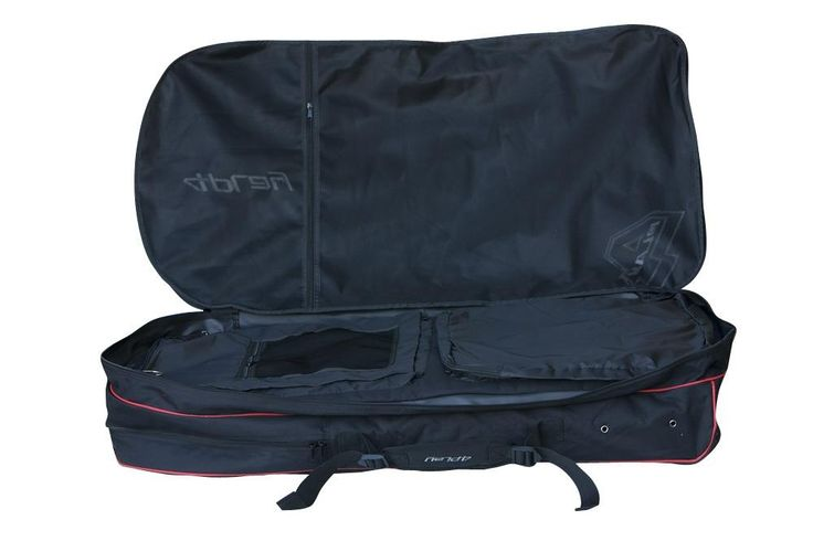 4PLAY WHEELIE TOURING BAG - DOUBLE BOARDBAG Your Local Bodyboard Shop - Australia & Worldwide