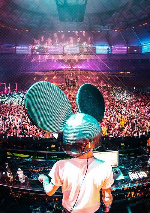 Deadmau5 #music