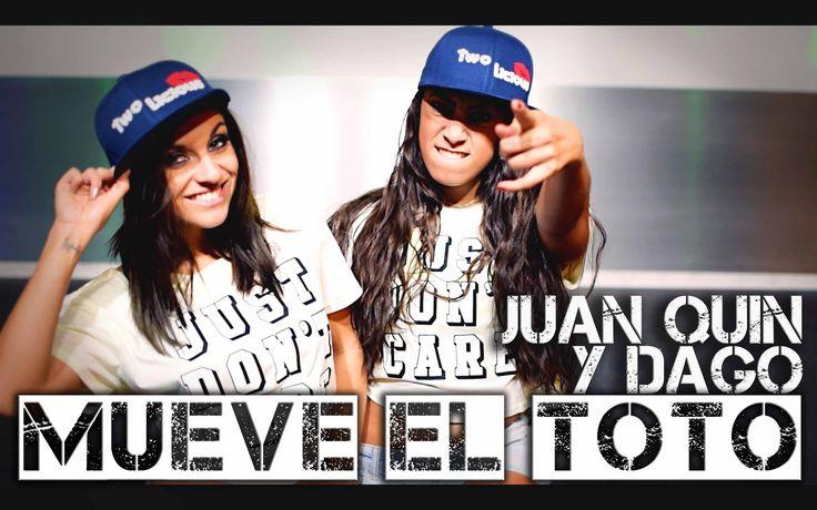 "TwoLicious performing ""Mueve el Toto"" by Juan Quin y Dago - Zumba®Fitnes..."