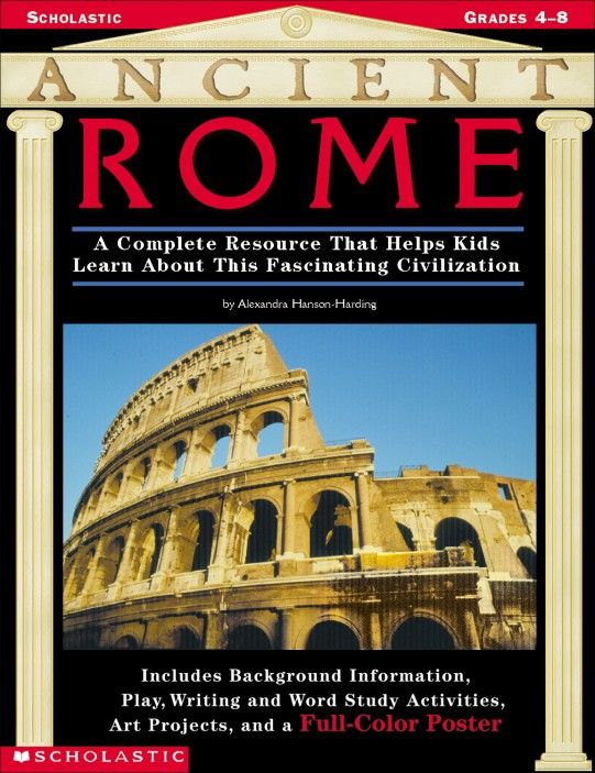 Best Ancient Roman History Images On Pinterest Roman History - 8 fun activities for kids in rome