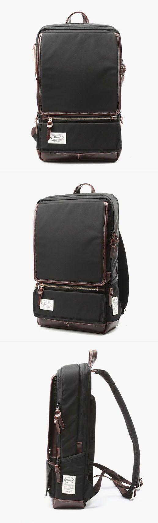Noart - Sweed Define RF laptop backpack