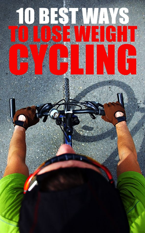 Cycling is a fantastic way to lose weight steadily and healthily whilst toning up and generally becoming healthier all at the same time. And if you put these 10 tips into practice you'll reach your goals in double-quick time!