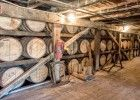 There are 87 barrel storage facilities at Jack Daniels distillery in Lynchburg, Tennessee