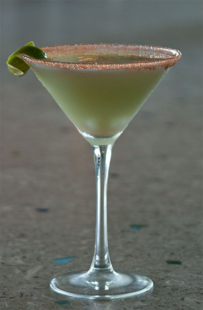 Sweet & Salty Martini