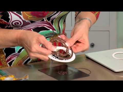 Crafting My Style With Sue Wilson - Gemini Easel Card For Creative Expressions - YouTube