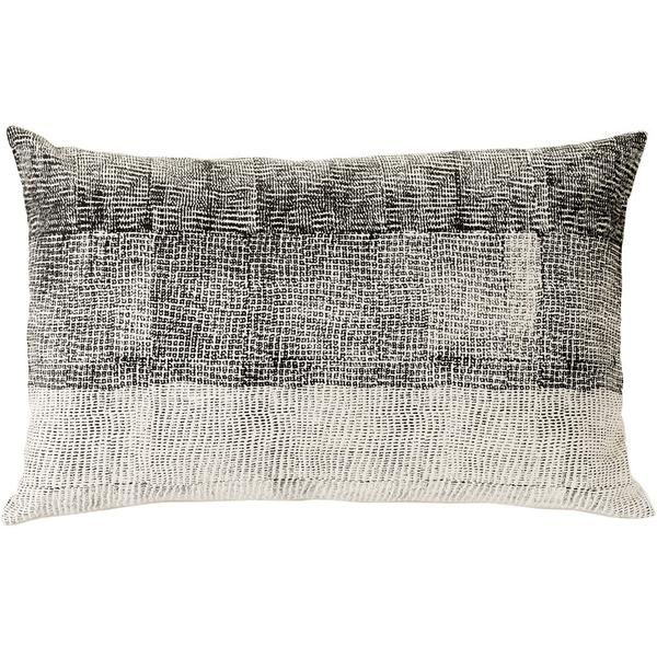 Textural cushion - Feather filled - Buy online - The Tara Dennis Store