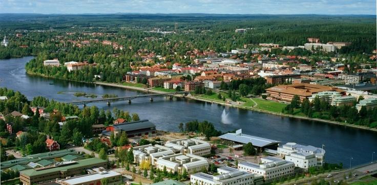 Skellefteå, Sweden.