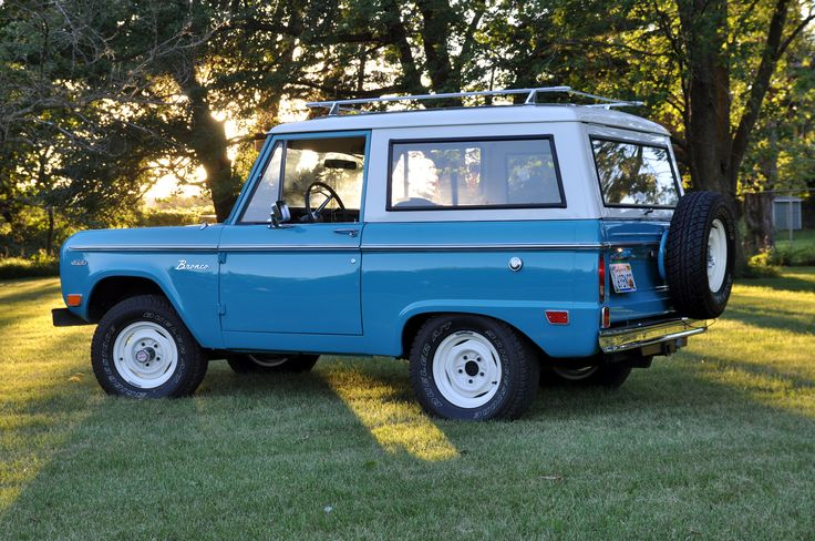 Absolute Killer 1969 Bronco with 59600 miles for sale at www.lcnation.com
