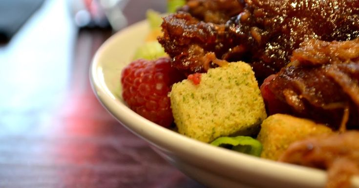 TGI Friday's New Lunch Menu* | UK Lifestyle and Beauty Blog