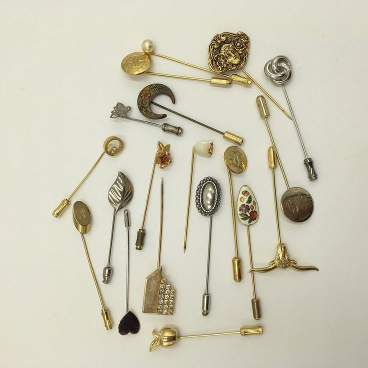 376 best antique hat pins holders images on pinterest for Fishing hat pins