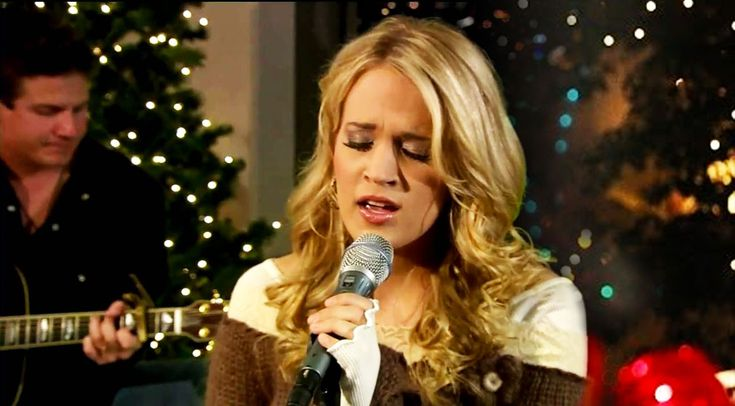 Country Music Lyrics - Quotes - Songs Modern country - When Carrie Underwood Asks 'Do You Hear What I Hear?' The Crowd Falls Silent - Youtube Music Videos http://countryrebel.com/blogs/videos/when-carrie-underwood-asks-do-you-hear-what-i-hear-the-crowd-falls-silent