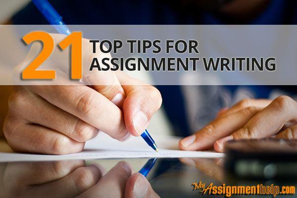 good assignment writing skills