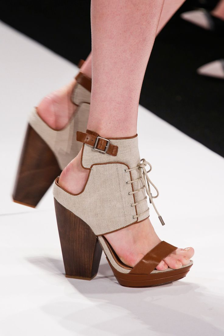 BCBG Max Azria Spring 2014 RTW - Details - Fashion Week - Runway, Fashion Shows and Collections - Vogue