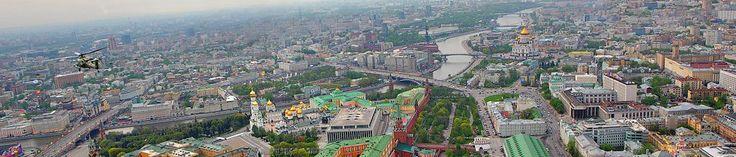 Sydney, Australia 360-Degree Aerial Panorama, 3D Virtual Tour Around the World