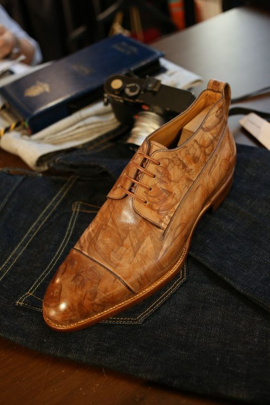 Now that is a shoe!