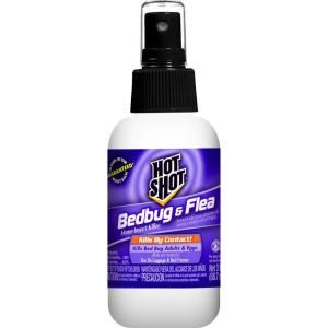 Hot Shot Bed Bug and Flea Killer 3 oz. Ready-to-Use Pump HG-96192 at The Home Depot - Mobile