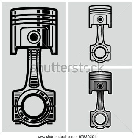 crossed pistons - Google Search