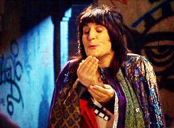 I need a gesture   the mighty boosh vince noir howard moon the mighty boosh