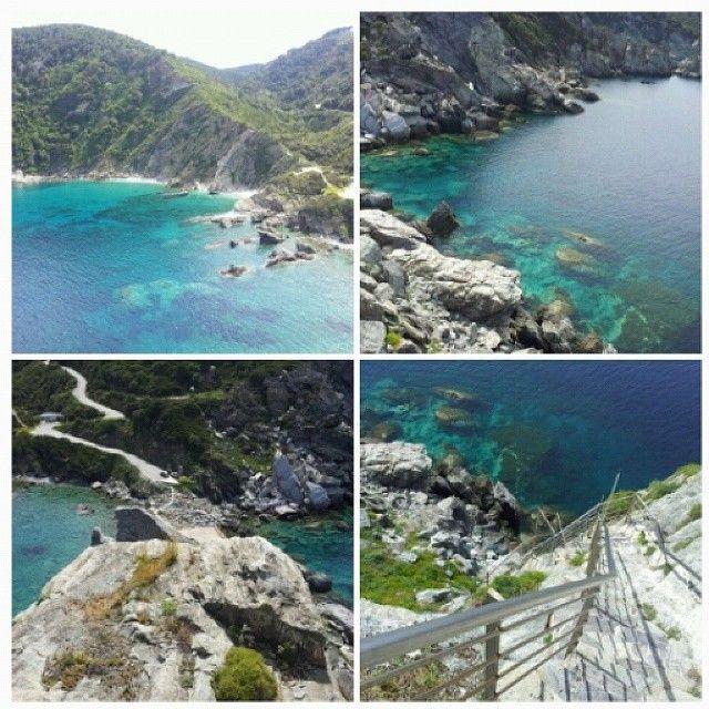 Flere billeder oppe fra Agios Ioannis Kastri. Har man ikke set Mamma Mia filmen kan man stadig sætte pris på udsigten. Du kan læse mere om skopelos her: http://www.apollorejser.dk/rejser/europa/graekenland/skopelos www.apollorejser.dk/rejser/europa/graekenland/skiathos