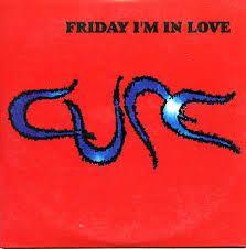 the cure friday i'm in love - Google zoeken