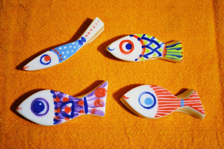 Little Fishes by Quasimodo3/Ceramics. 2013