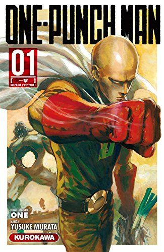 Saitama, un jeune homme sans emploi, décide de devenir un super-héros. Pendant trois ans, il s'entraîne avec ferveur et devient capable de neutraliser ses adversaires en un seul coup de poing. Mais bientôt, il s'ennuie et ses victoires perdent de leur saveur. A partir de 12 ans.