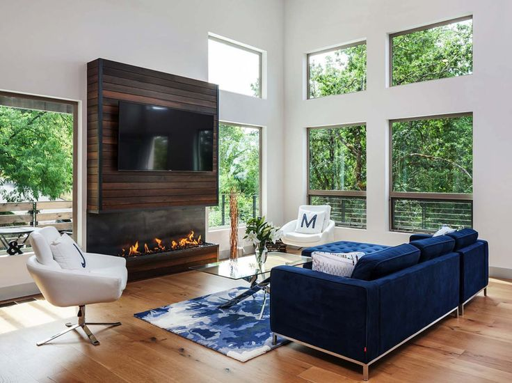 Striking Hilltop Home Surrounded By Trees Overlooking Eugene Oregon