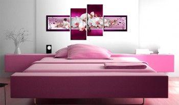 Obraz - Romantyczne orchidee