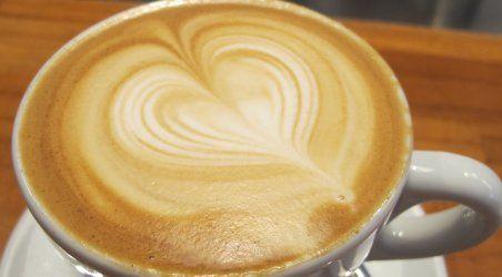 Kaffe m. hjerte