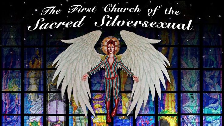 The First Church of the Sacred Silversexual