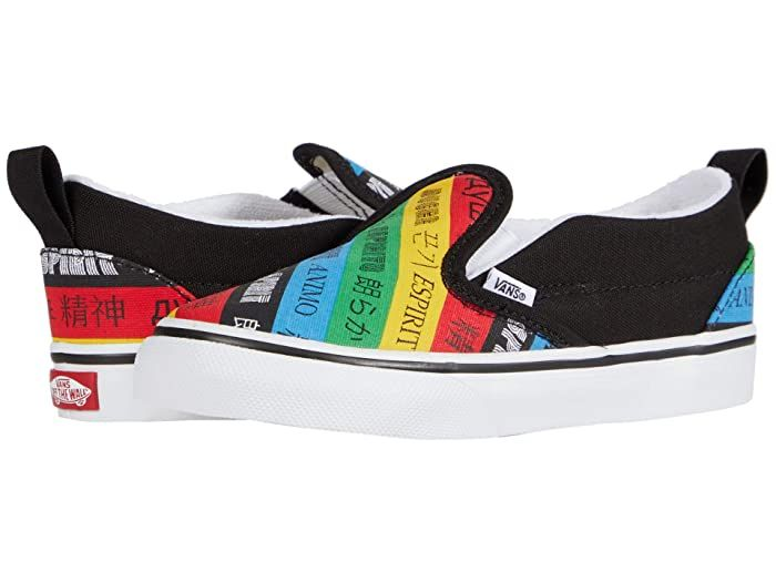 youth vans size chart