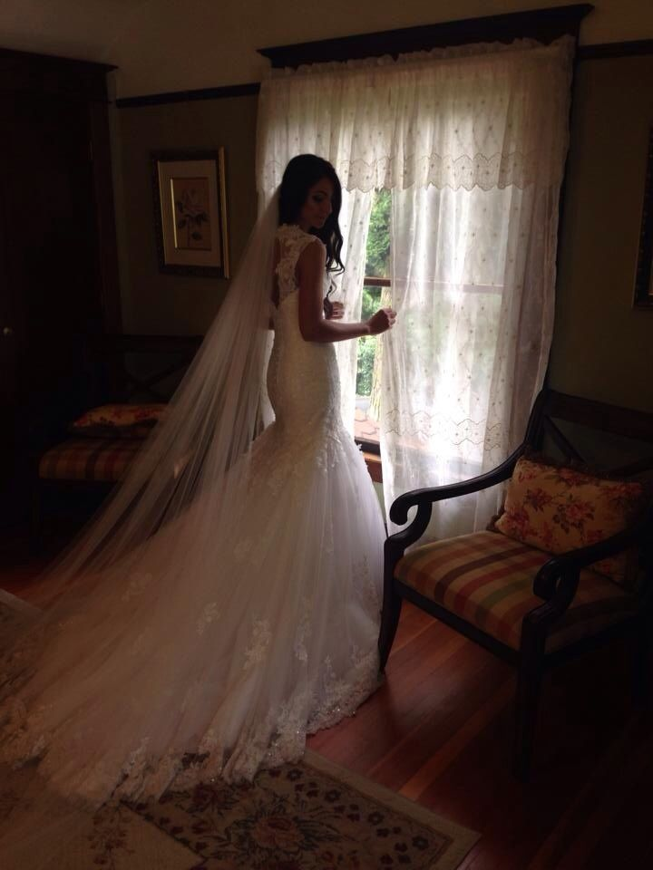 Maggie sottero marianne - @MandyPyt @calibuddx3 THIS BRIDE HAD THEM ADD THE SLEEVES ETC ONTO HER DRESS!