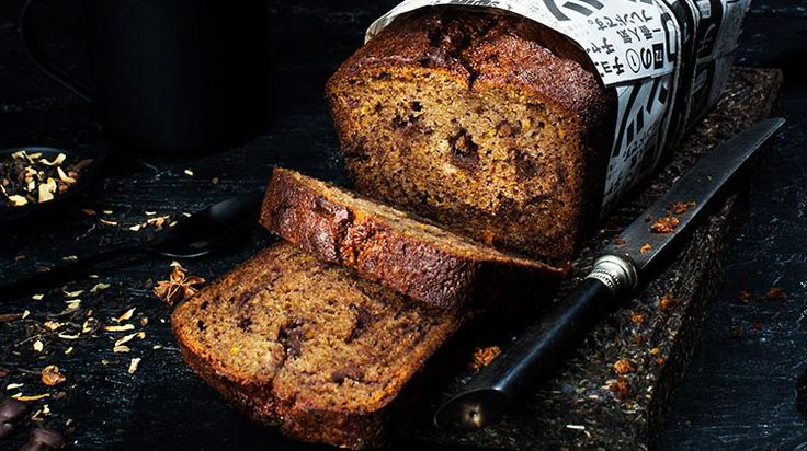 Choc Chip Chai Bread