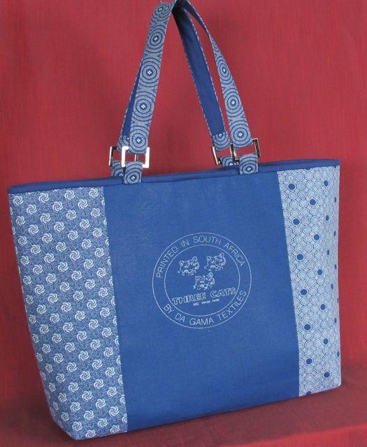Shweshwe fabrics/sewing with nancy/sewing patterns/sew totes | Nancy Zieman Blog