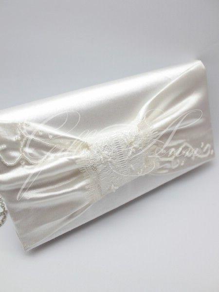 Свадебная сумочка клатч Gilliann Brianna BAG298 #weddingbag #weddingclutch