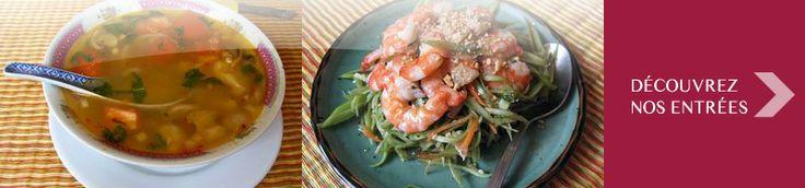 La Mousson, restaurant cambodgien, Paris : 1er & 15ème arrdt