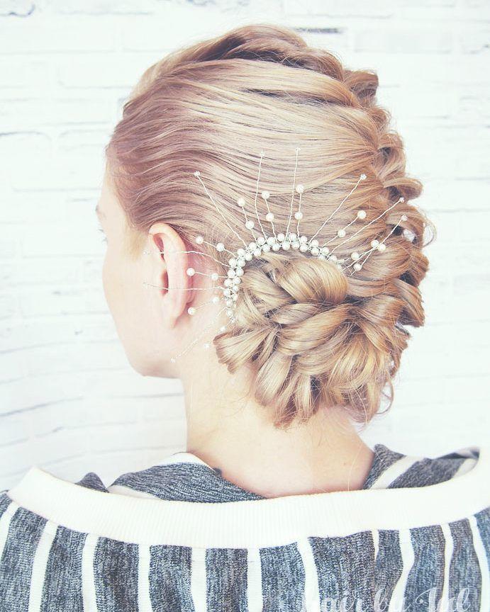 #365daysofbraids #day62 #hairchallenge #braidschallenge #hotd #weddinghair #hairstyles #hairblog #lalasundaypost #braidideas #watkocz #fryzuraslubna #hairstylist #blonde