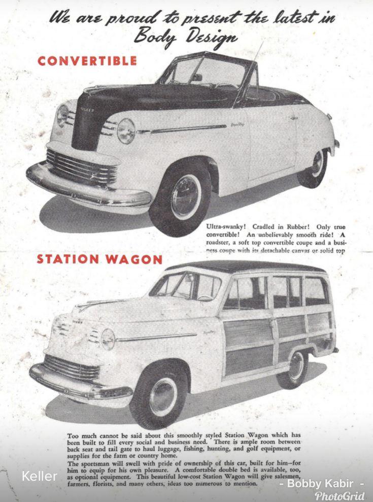 Keller Body Design By John Lloyd On Flickr Vintage Advertisements Advertising Car Ads