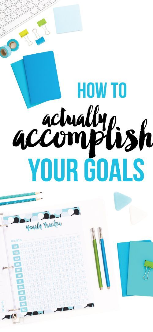 Do you struggle with goal setting? Do you often set goals, but never really manage to accomplish those goals? I rarely accomplished any of my goals until 3 years ago when I made some drastic changes to my goals setting methods and strategies. Now I accomplish many of my goals regularly, and I'm telling you exactly how in this post.