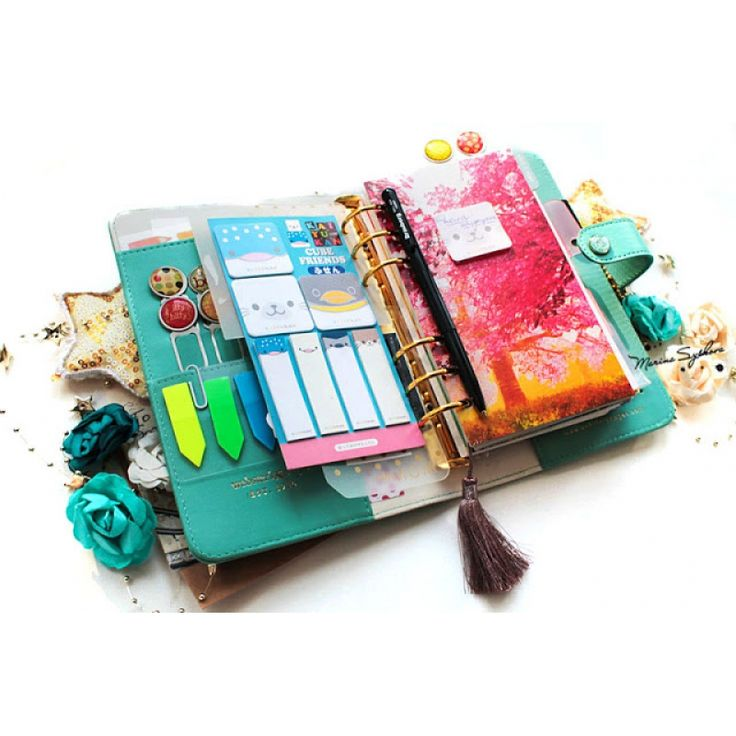 Планнер | CuteCut #скрапбукинг #скрап #scrapbooking #scrap #handmade #ручнаяработа #творчество