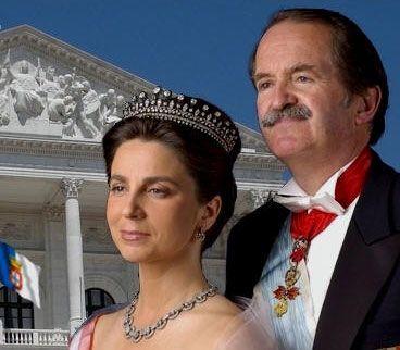 Duke and Duchess of Braganza |
