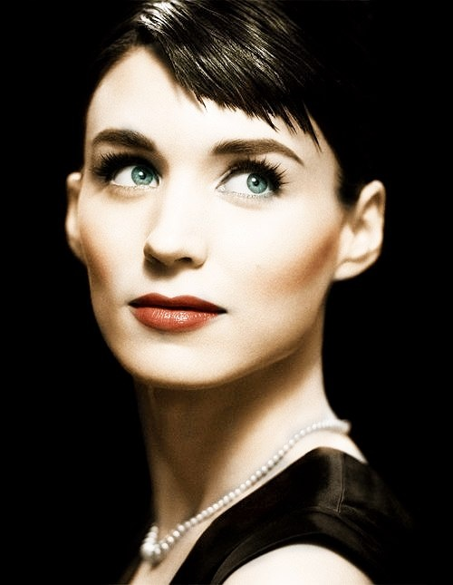 Rooney Mara- beautiful facial structure