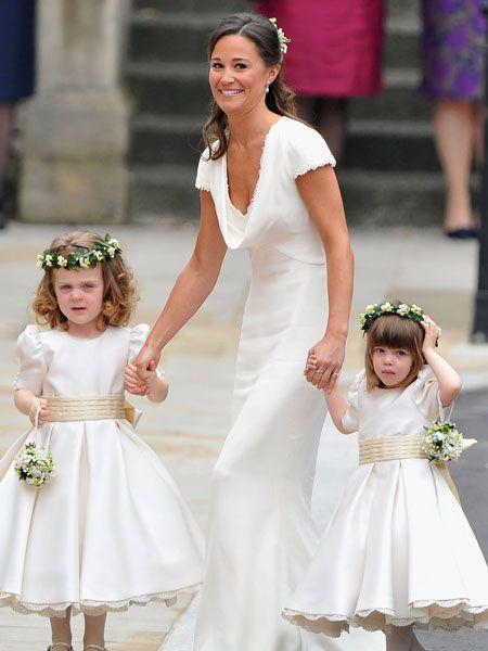 Jetzt Spricht Pippa Middleton über Das Kleid Brautkleider