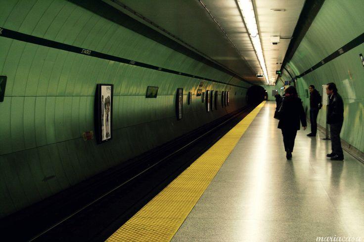St. Patrick Station. Toronto, Canada.