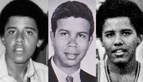 Obama on left and Frank Marshall Davis' other two sons.........http://obambi.wordpress.com/2008/10/23/communist-frank-marshall-davis-sons/